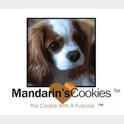 Mandarin's Cookies for Dogs*